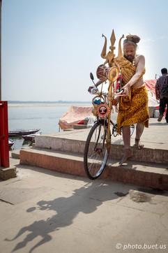 Guru's bike