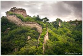 La Grande Muraille de Mutianyu