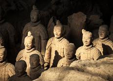 China, Xian to Pingyao