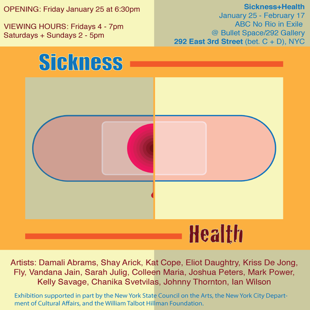Sickness and Health Exhibition