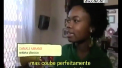 Bronx Blue Bedroom Project on Brazilian TV show Lugar InComum (2009)