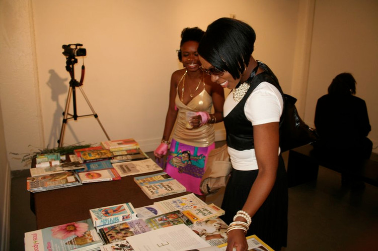 Self-Help Swap at A.I.R. Gallery