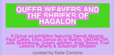 Queer Weavers & The Shrieks of Hagalog