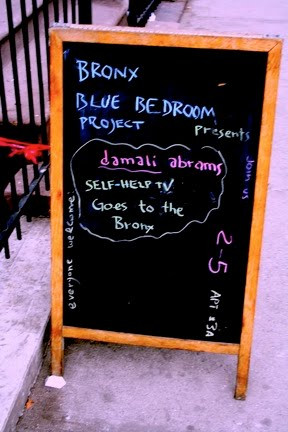 Bronx Blue Bedroom Project