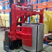 Armtec rotating 1 tonne drum using Walki
