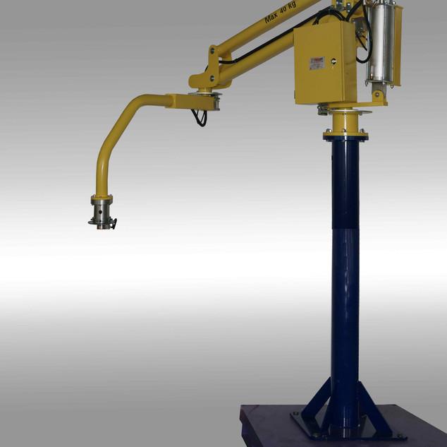 RA-200 L Machine Body column mounted  -