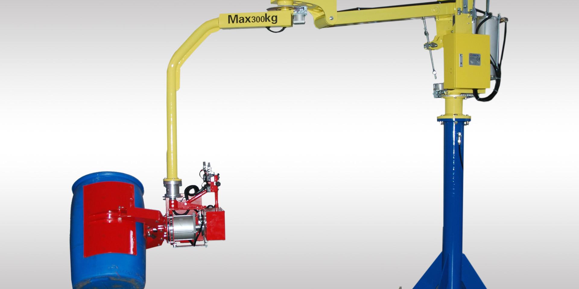 Industrial Drum Manipulator