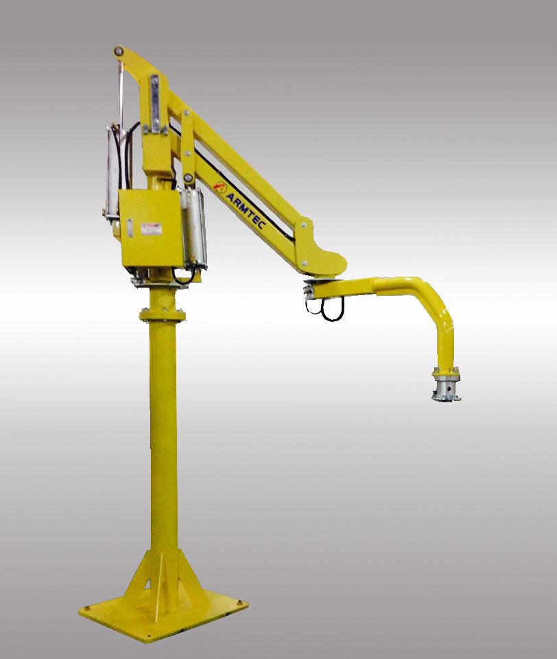 Armtec RA200 Manipulator Column Mounted.