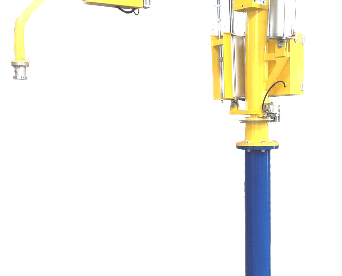 Column Mounted Industrial Manipulator
