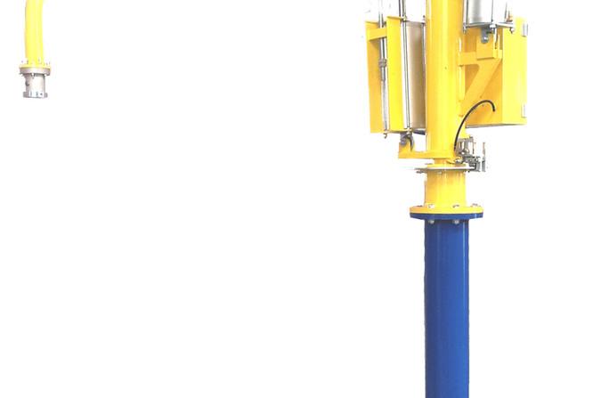 Column Mounted Industrial Manipulator
