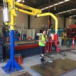 Armtec RA200 Handling 250KG Metal Panels