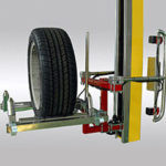 Vertical Tyre Lifters