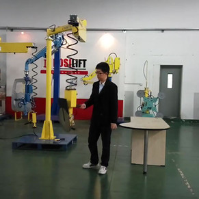 Armtec cable balancing industrial manipu