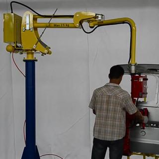 Armtec industrial manipulator  rigid arm