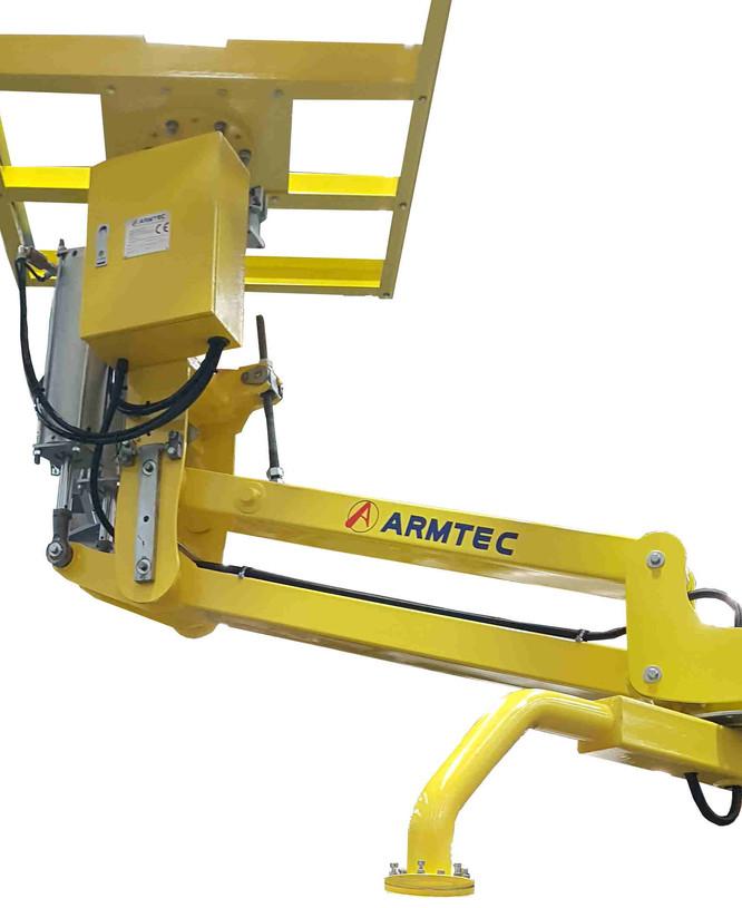 Armtec RA200 Overhead Trolley Mounted.jp