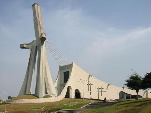 St. Paul's Cathedral, Abidjan