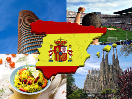 Business Ticket to: Spain