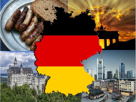 Business Ticket to: Germany