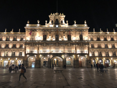 Why I fell in love with Salamanca?
