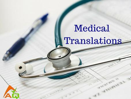 Professional Medical Translation Saves life