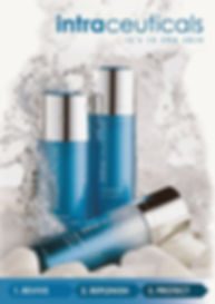 Intraceutical Hydrates and delivers Anti Aging properties.