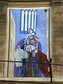 1951 Le prince de Hombourg - rue Corneil