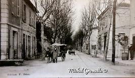 Avignon. Cartes postales anciennes. Michel Gromelle. Avignon la cité mariale.