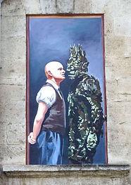 1994 Pièces de guerre - place Nicolas Sa