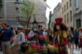 Avignon, Céline Zug, Rue Bonneterie