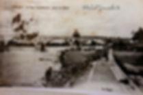 Bords du Rhône Pont d'Avignon Avignon. Cartes postales anciennes. Michel Gromelle. Avignon la cité mariale.