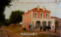 7° Génie à la Caserne Chabran Avignon . Cartes postales anciennes. Michel Gromelle. Avignon la cité mariale.
