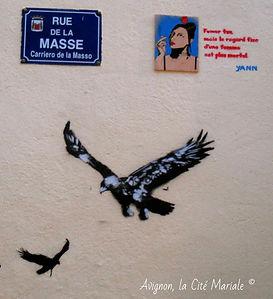 Avignon, rue de la Masse
