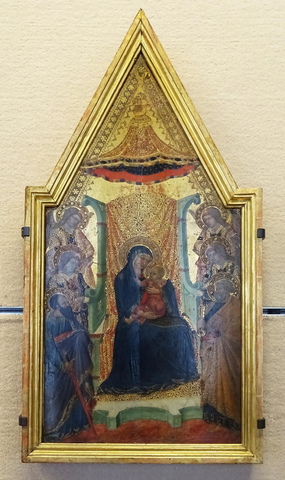03- Maître de Santa Maria dei Servi