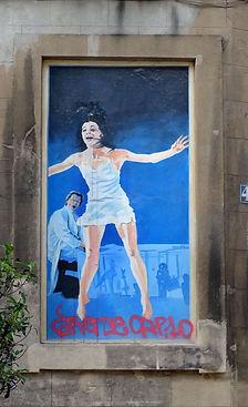 2004 La chambre d'Isabella - rue de la B