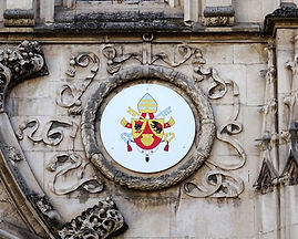 Saint Pierre - blason de BenoitXVI site.
