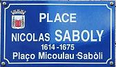 Saboly Nicolas Place