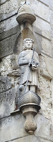 Statue Benezet Corps saints.jpg