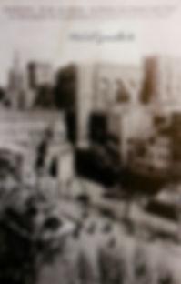 Place de l'Horloge, Palais des Papes Vue aérienne  Avignon. Cartes postales anciennes. Michel Gromelle. Avignon la cité mariale.
