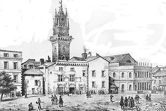 Place Horloge avant 1845.jpg