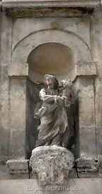 Avignon, Adhésion,  histoire, patrimoine, statue, vierge, médiévale, chapelle, église, cité mariale, rempart, palais des papes, Bonneterie