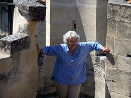 Avignon, la cité mariale, Maison IV de Chiffre, Liliane Gourgeon, Francis Dupré, Nathalie