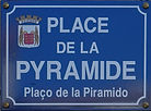 Pyramide Place