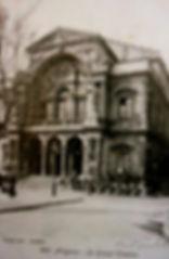 Place de l'Horloge Avignon. Cartes postales anciennes. Michel Gromelle. Avignon la cité mariale