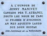 Plaque Jenny-Ste Catherine 34.jpg