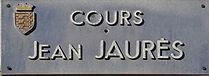 Jaures Jean Cours