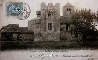 Abbaye Saint Ruf Avignon . Cartes postales anciennes. Michel Gromelle. Avignon la cité mariale.