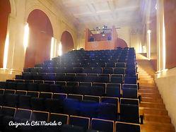 Avignon, histoire, patrimoine, statue, vierge, médiévale, chapelle, église, cité mariale, rempart, palais des papes,Conservatoire de Musique du Grand Avignon, rue général Leclerc,Avignon