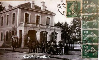 7° Génie d'Avignon. Cartes postales anciennes. Michel Gromelle. Avignon la cité mariale.