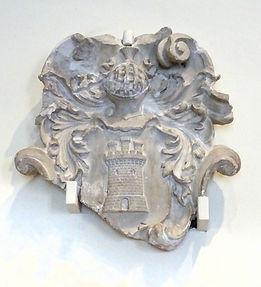 Armes Calvet VilleneuveMartignan 18e -Co