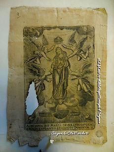 Estampe - Bibliothèque Municipale d'Avignon - Avignon, la cité mariale